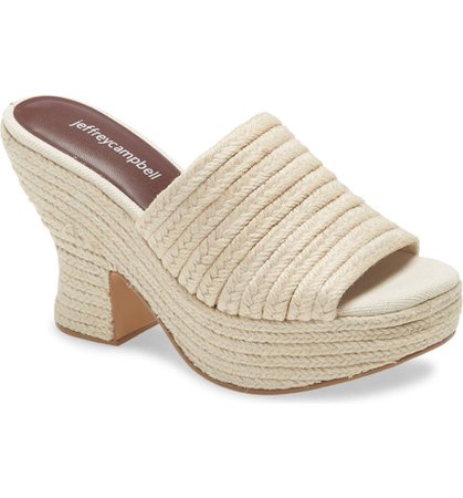 Sulky Slide Sandal | Nordstrom