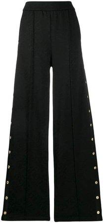 wide raised seam trousers