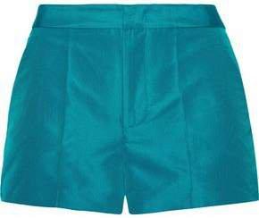 Satin-faille Shorts