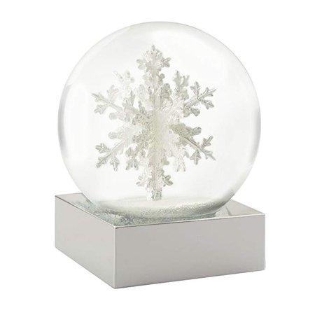 Amazon.com: CoolSnowGlobes Snowflake Cool Snow Globe: Kitchen & Dining