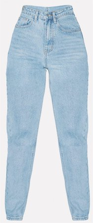 Plt mom jeans - light blue