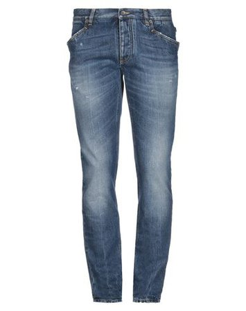 Dolce & Gabbana Denim Pants - Men Dolce & Gabbana Denim Pants online on YOOX United States - 42755774QV