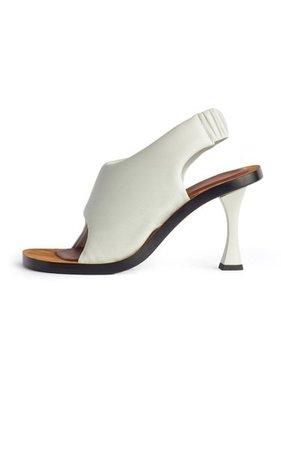 Leather Ledge Sandals By Proenza Schouler   Moda Operandi