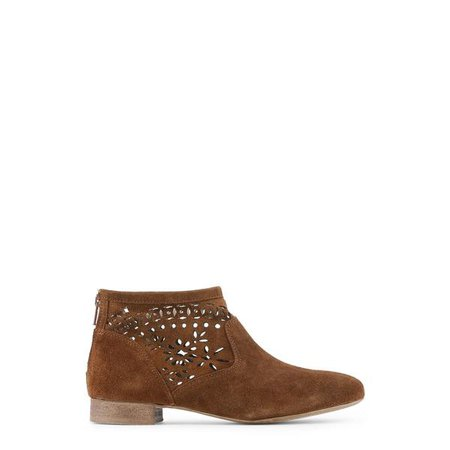 Boots | Shop Women's Arnaldo Toscani Brown Ankle Boots at Fashiontage | 2101321_SIGARO-250264