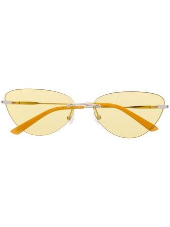 Calvin Klein Cat-Eye Frames Sunglasses