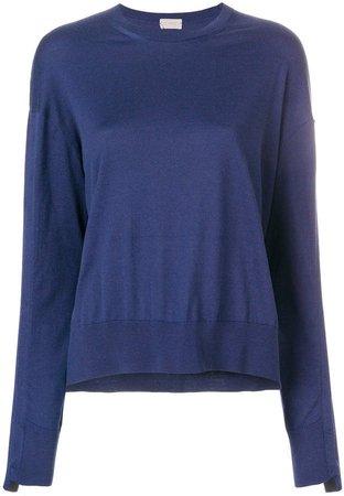 MRZ knitted sweatshirt