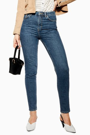 Mid Blue Orson Skinny Jeans
