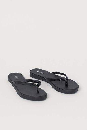 Flip-flops - Black