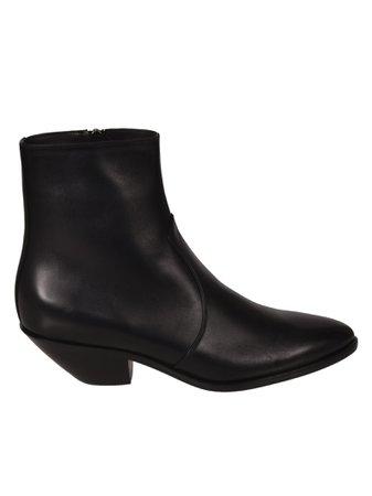 West 45 Zip Boots