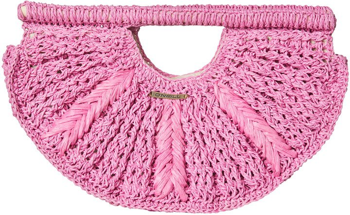 Vices Straw Clutch