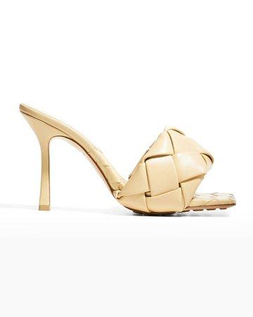Bottega Veneta The Lido Sandals | Neiman Marcus