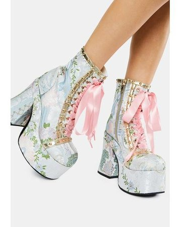 fairest of all platform | Dollskill