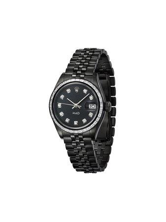 MAD Paris Customised Rolex Datejust 28mm - Farfetch
