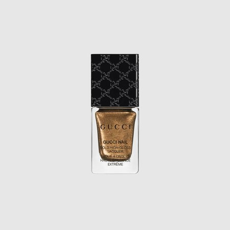 Black gold, Bold High-Gloss Lacquer - Gucci Nail Polish 36740599PRD1080