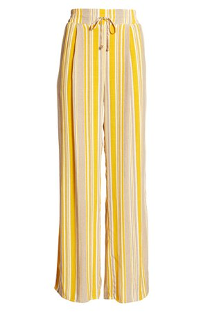 Band of Gypsies Palermo Wide Leg Pants | Nordstrom