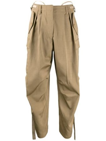 Givenchy Cropped Trousers - Farfetch