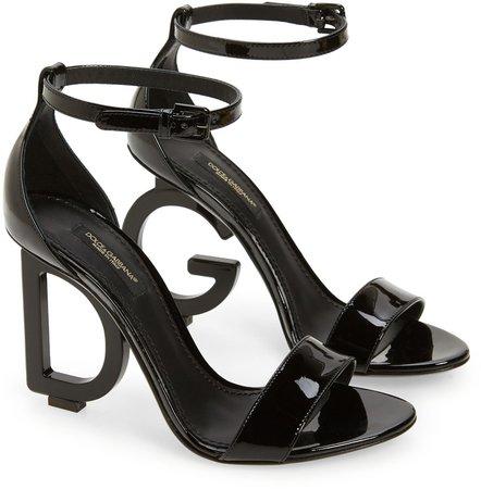 Keira Heel Sandal