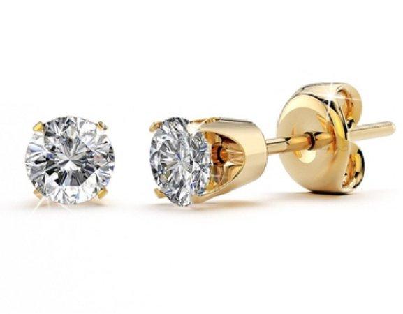 Diamong Earrings