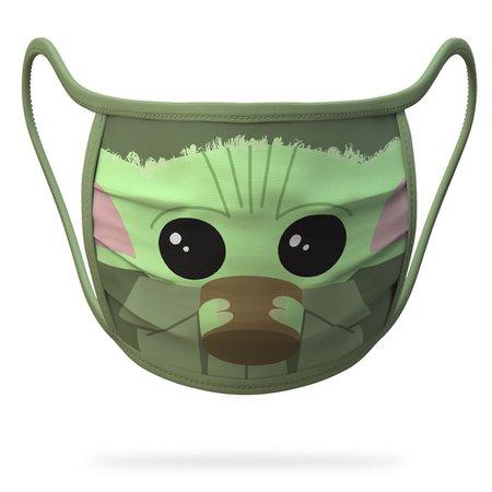 Star Wars Baby Yoda Face Mask