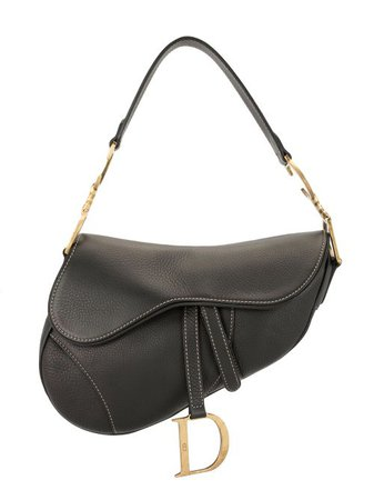 Christian Dior pre-owned Saddle Bag - Farfetch