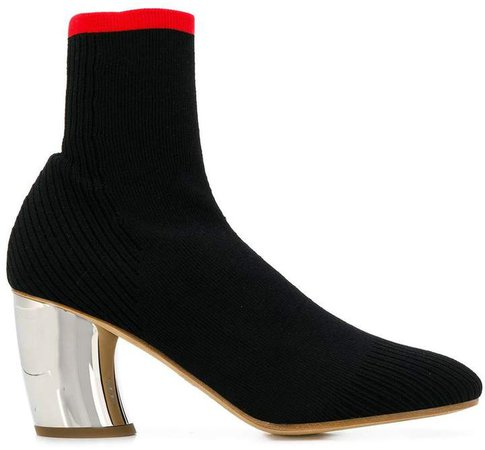 Knit Sock Boots