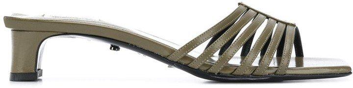 Dorothee Schumacher Seduction 45mm strappy sandals