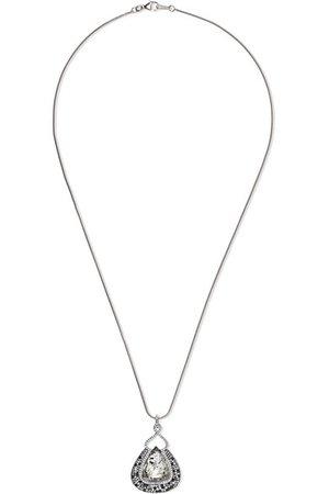Martin Katz | 18-karat white gold diamond necklace | NET-A-PORTER.COM