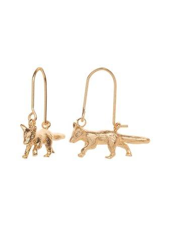 Fox Earrings | Banana Republic