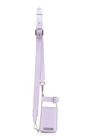 Le Porte Gourde Leather Shoulder Bag By Jacquemus | Moda Operandi