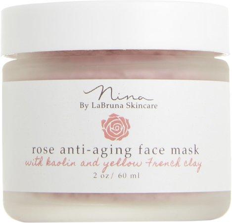 Skincare Rose Anti-Aging Face Mask
