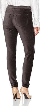 HUE Women's Corduroy Leggings at Amazon Women's Clothing store