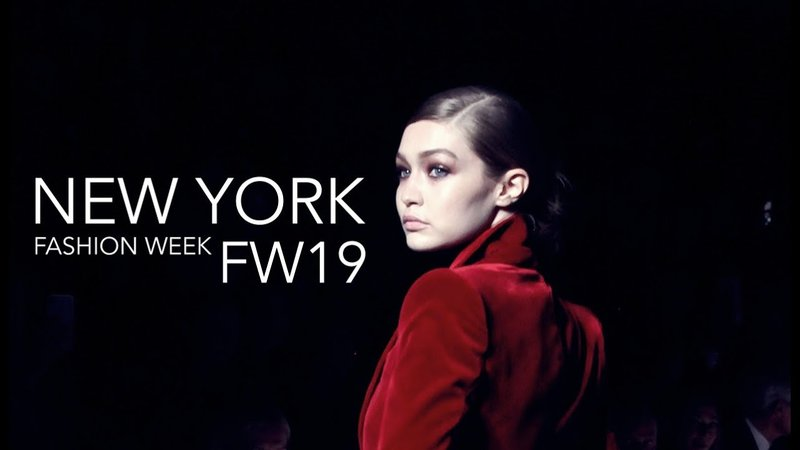 fall new york fashion week logo - Google Search