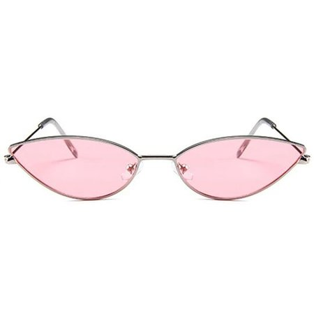 pink small glasses