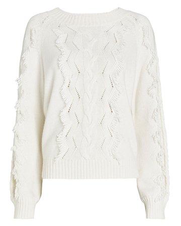 Rails Francis Fringed Sweater | INTERMIX®