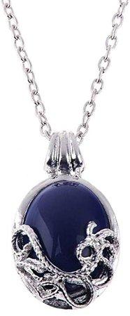 Vampire Diaries Katherine resin necklace pendant: Amazon.co.uk: Jewellery