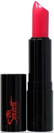 The Sexiest Beauty Matteshine Lipstick F'in Fuchsia