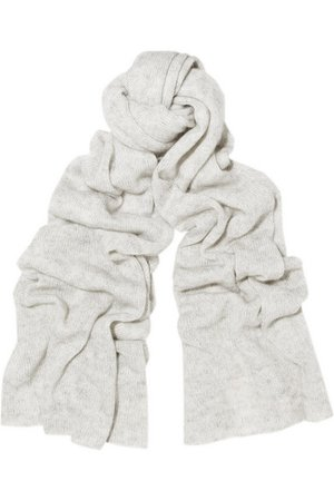 Duffy Knitted scarf