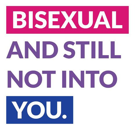 bisexual but still not into you - Google Search