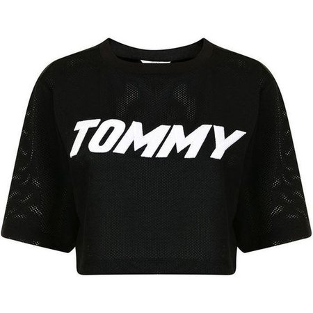 Tommy X Gigi Race Mesh T Shirt