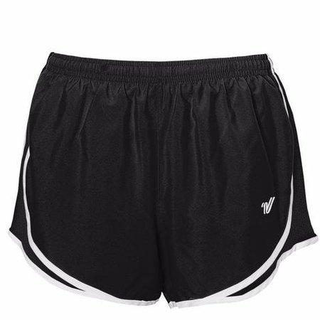 Cheer Black Shorts