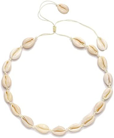 seashell necklace - Google Search
