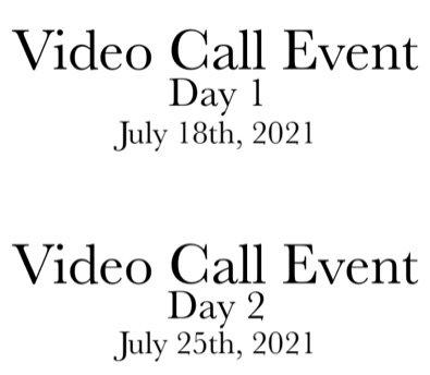 @elixir-official we go video call event text