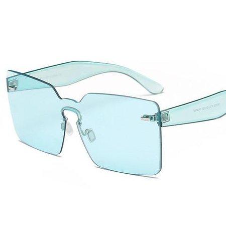 Cindy 80's Transparent Sunglasses – Higher Trend Boutique