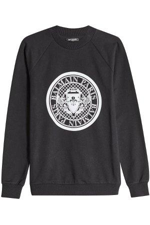 Cotton Sweatshirt Gr. FR 34