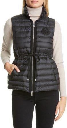 Azur Lightweight Down Puffer Vest