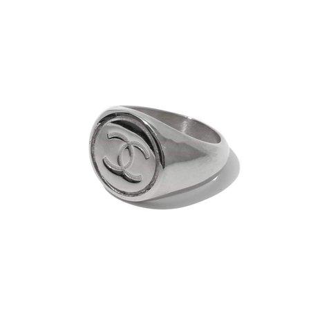 Coco Ring Silver – True Vintage
