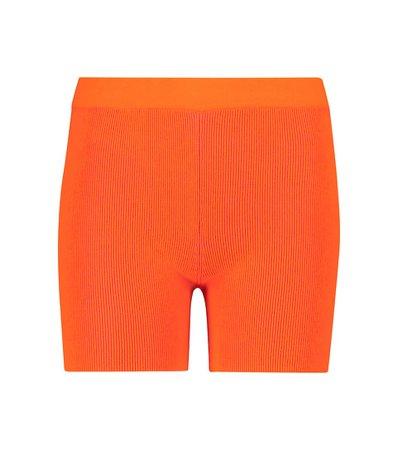 Jacquemus biker shorts