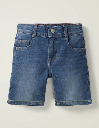 Denim Shorts - Light Vintage
