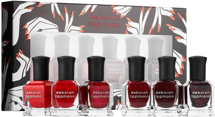 Lady In Red - Shades of Red Nail Polish Set