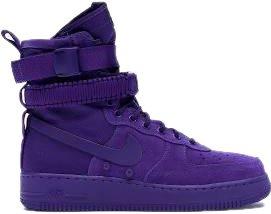 purple nike ✨